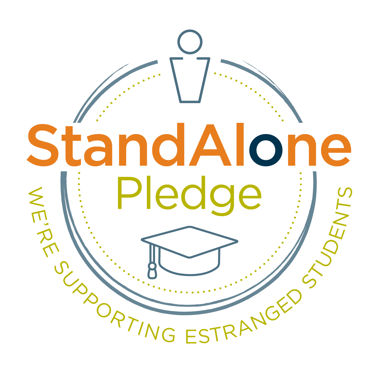 the stand alone pledge helping estranged students to overcome